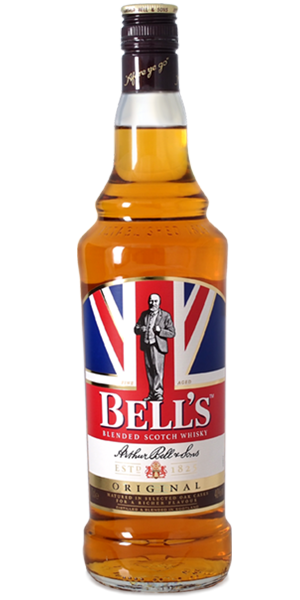 ВИСКИ<br>BELL'S